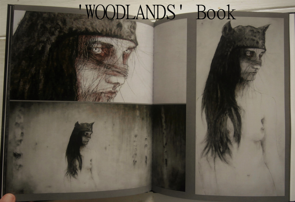 'WOODLANDS' Book