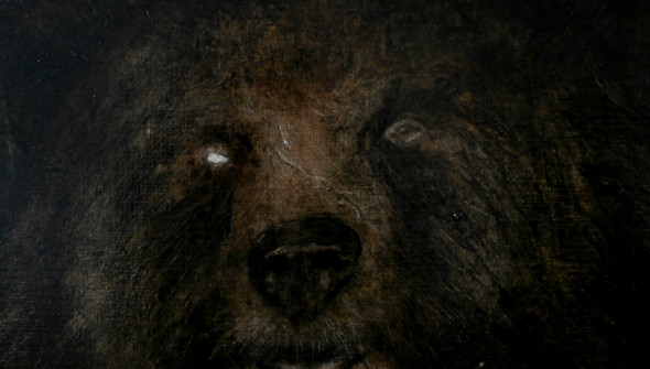 The Bear(detail)