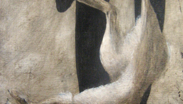 Der Hase (detail)