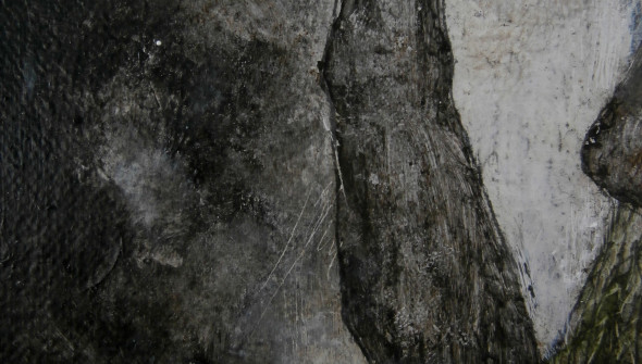 Girl in a Tree (detail)