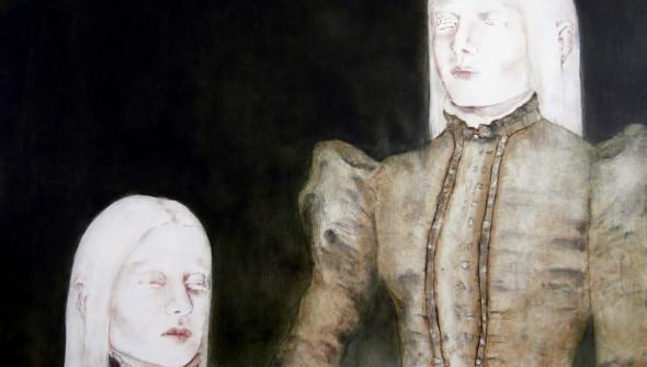 Sisters#4 (detail)